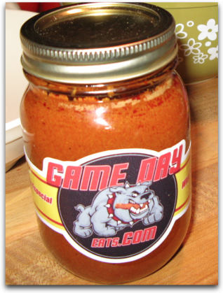 Game Day Eats sauce