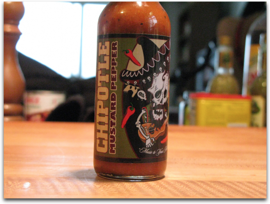 Hot Sauce Review – Blues BBQ Chipotle Mustard Pepper Sauce
