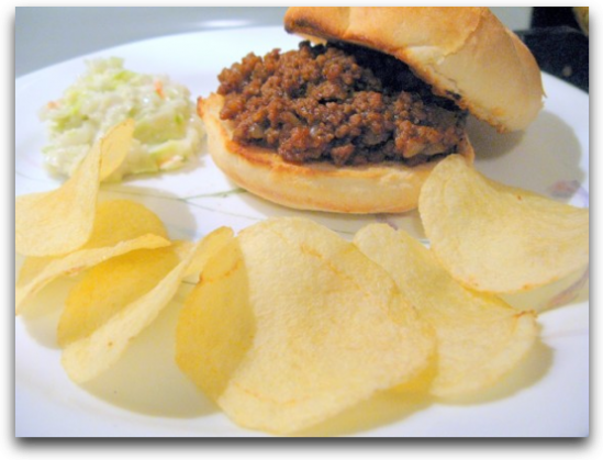 Recipe Makeover: Homemade Sloppy Joes Better Than Manwich