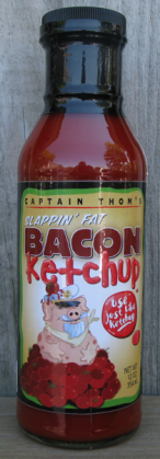 Bacon Ketchup from Captain Thoms