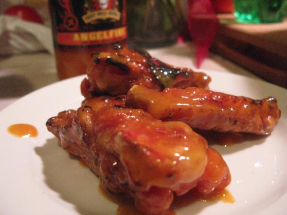 Angelfire Bhut Jolokia Buffalo Wing Sauce Review