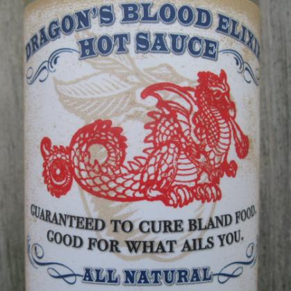 Dragons Blood Elixir Hot Sauce Review