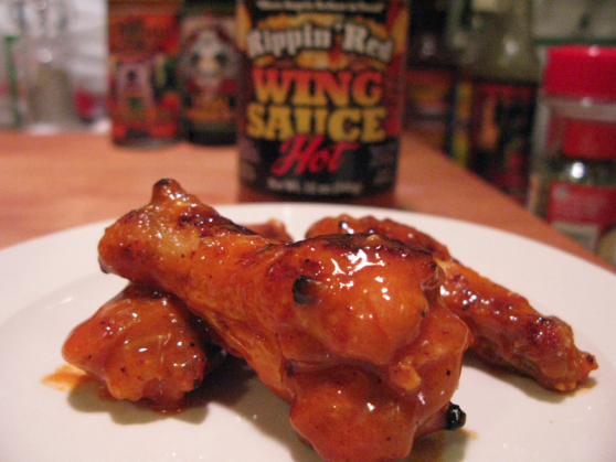 Rippin Red Wing Sauce Review
