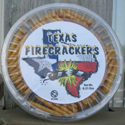 Texas Firecrackers: A Snack Review