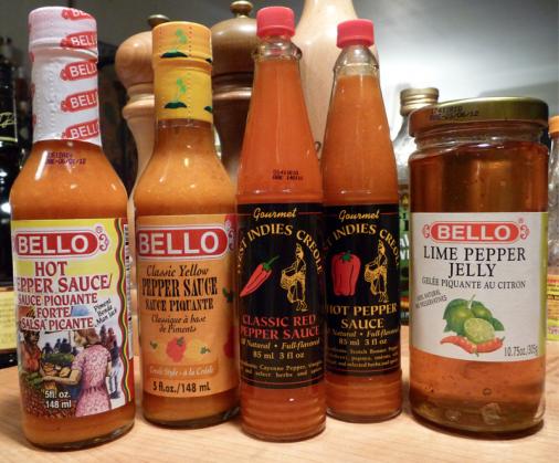 West Indies Creole Pepper Sauce