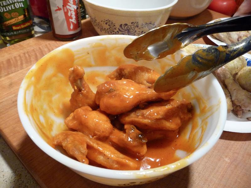 Hooters Daytona Beach Wings Recipe