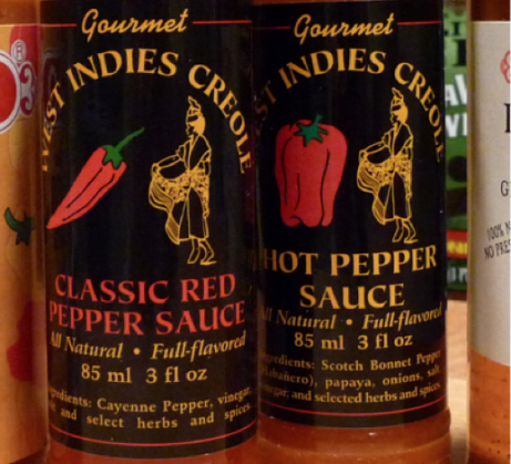 pepper sauce duo