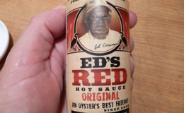 Ed's Red Hot Sauce Review