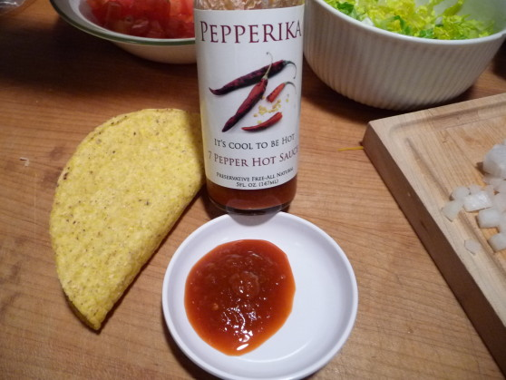 Review of Pepperika 7 Pepper Hot Sauce