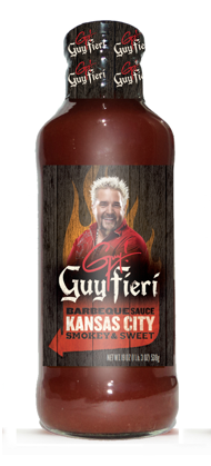 Guy Fieri Kansas City BBQ Smokey & Sweet