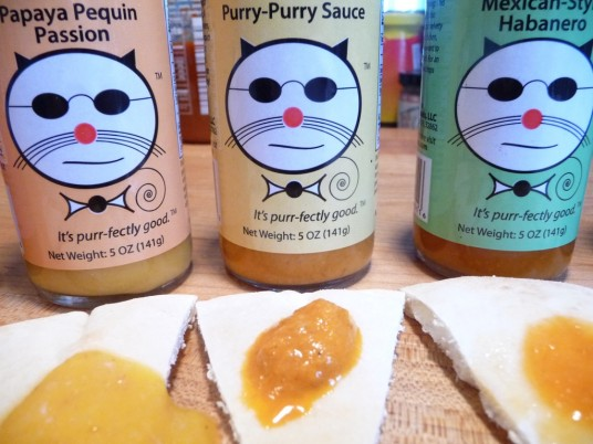 Fat Cat Purry Purry Hot Sauce