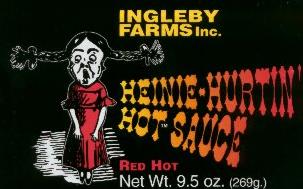 Original Ingleby Farms Label