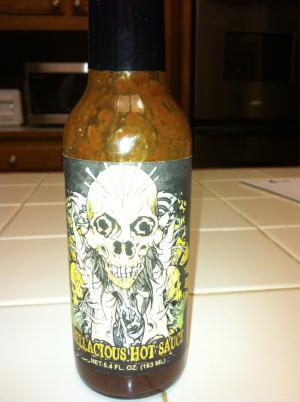 Hellacious Bottle K