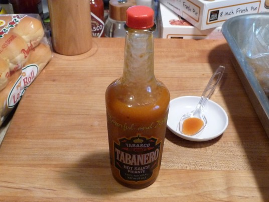 Tabañero Hot Sauce Review