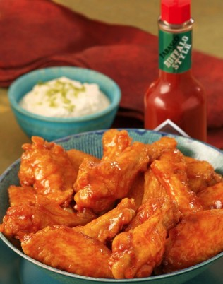 Tabasco Game Day Wing Recipes from Top Chef Floyd Cardoz