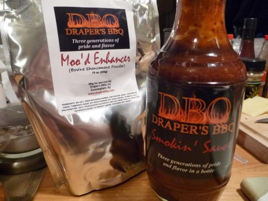 Draper's BBQ Moo'd Enhancer Rub