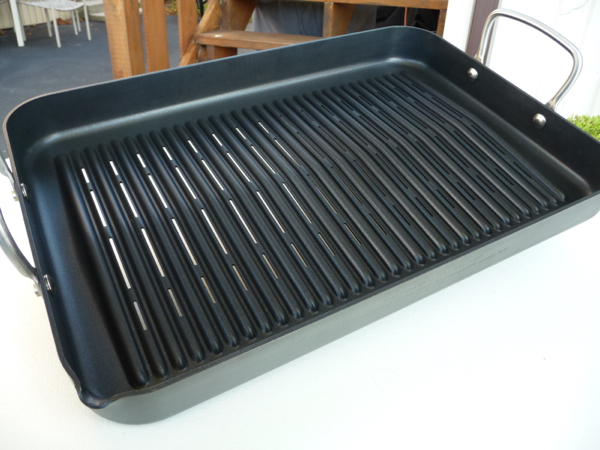 Teflon® Outdoor Grill Pan Giveaway