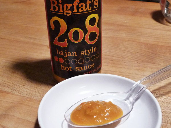 Bigfats 2o8 Bajan Hot Sauce Review
