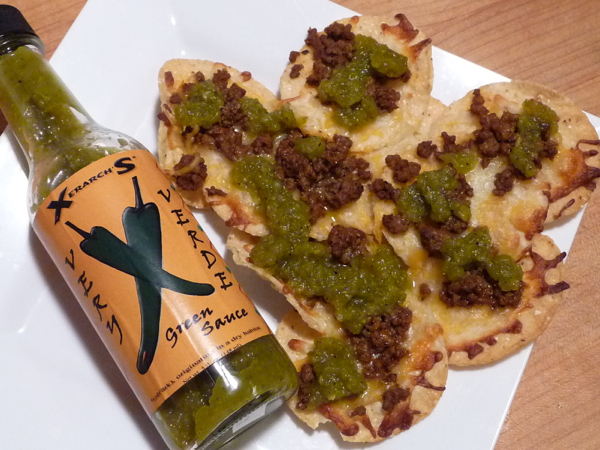 Xerarchs Very Verde Green Sauce Review