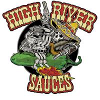 high river sauces