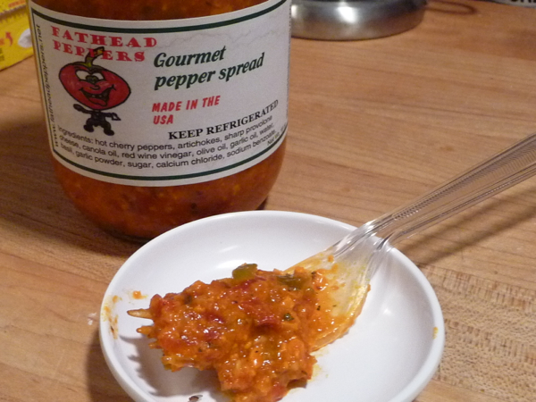 Fathead Peppers Gourmet Pepper Spread Review