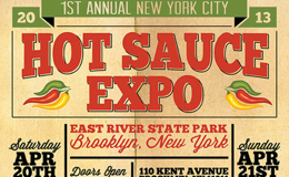 New York City Hot Sauce Expo in pictures