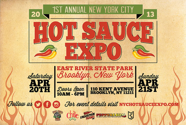 First Annual New York City Hot Sauce Expo 2013