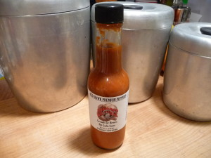 Grounds for Divorce Hot Sauce