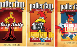 Patter Fam Sauces to launch 3 new wing sauces via Kickstarter