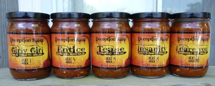 deception salsa lineup