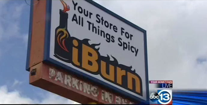 New iBurn Store Grand Opening in Houston - HotSauceDaily.com