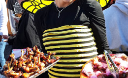 Peppers Wing Event Bee w Peppers wingsMR