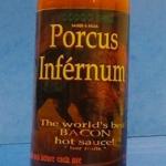 porcus infernum bacon hot sauce