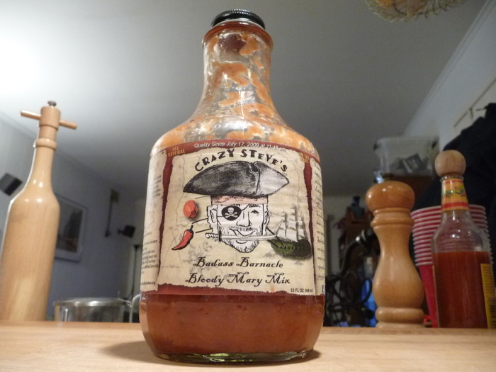 big bottle badass barnacle bloody mary mix