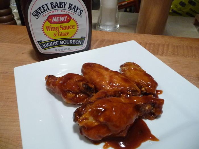 07-sweet baby rays kickin bourbon wings