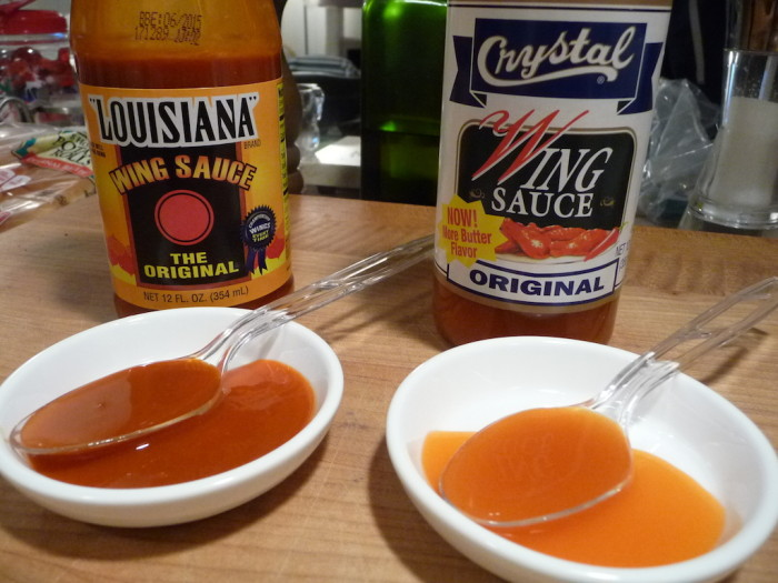 Crystal - Louisiana Wing Sauces