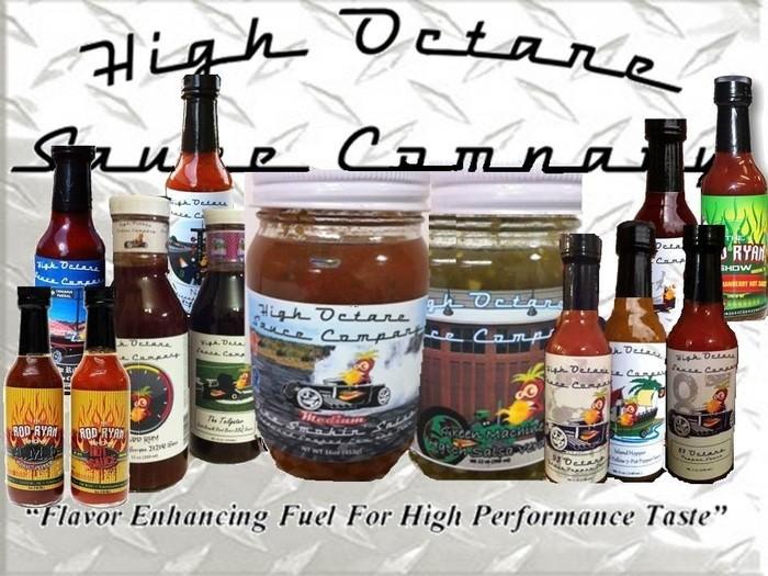 High Octane Sauce Company on Kickstarter