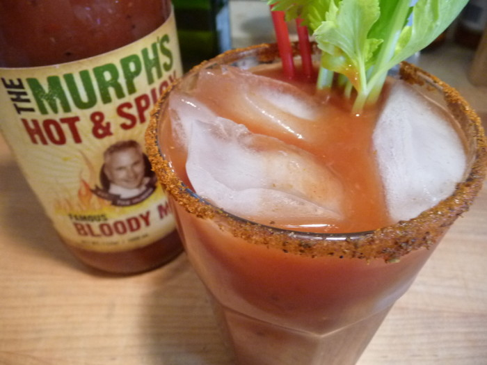 final shot murphs hot spicy bloody mary mix