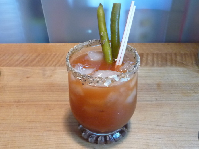 Bloody Mary with Chili Dans