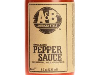 A & B American Style Pepper Sauce