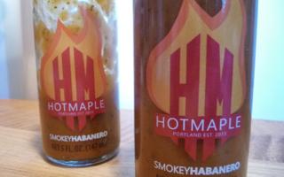 Hot Maple Smokey Habanero Sauce
