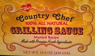 Country Chef Grilling Sauces on Kickstarter