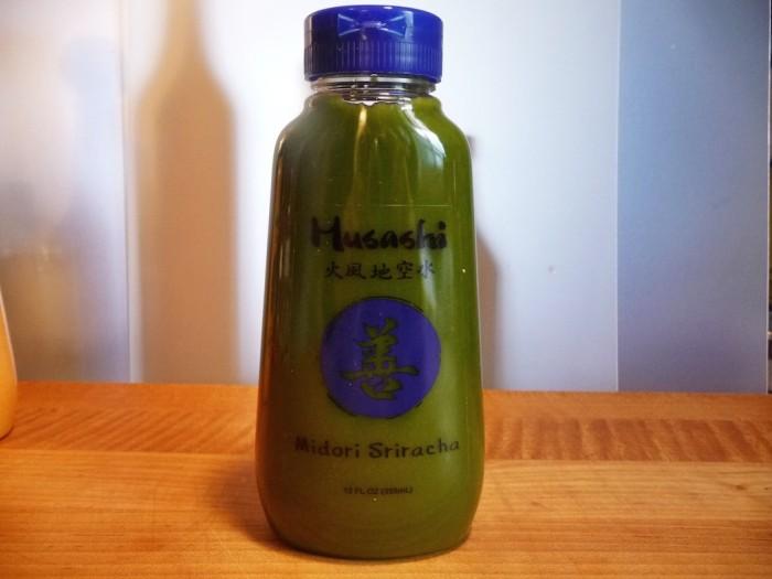 Midori Sriracha Bottle