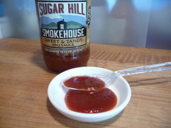 sugarhill sweet and tangy closeup