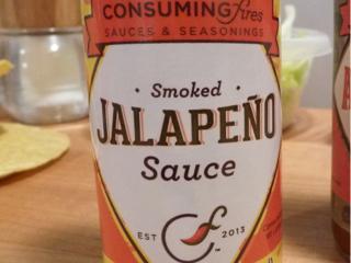 Consuming Fires Smoked Jalapeño Sauce