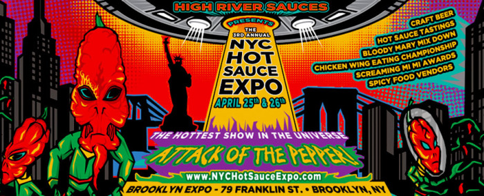 NYC Hot Sauce Expo 2015