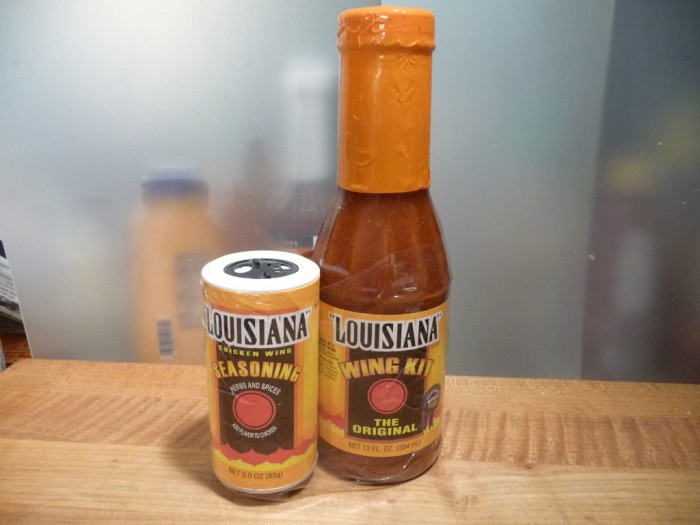 Louisiana Brand Wing Kit Review