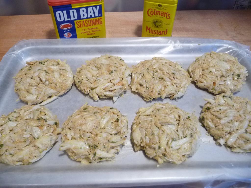 Flash Crab Cake