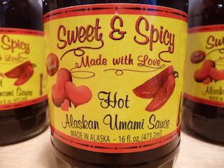 Sweet & Spicy Alaskan Umami Sauce