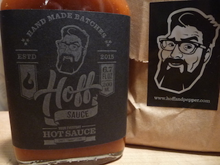 Hoff Sauce review and Giveaway